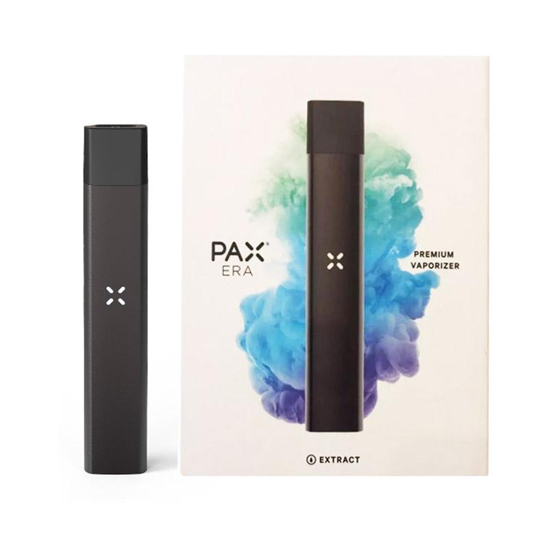 Pax Era Vaporizer Pen And Battery Black West Coast Medical Finest